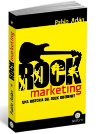 rock marketing, libro rock,