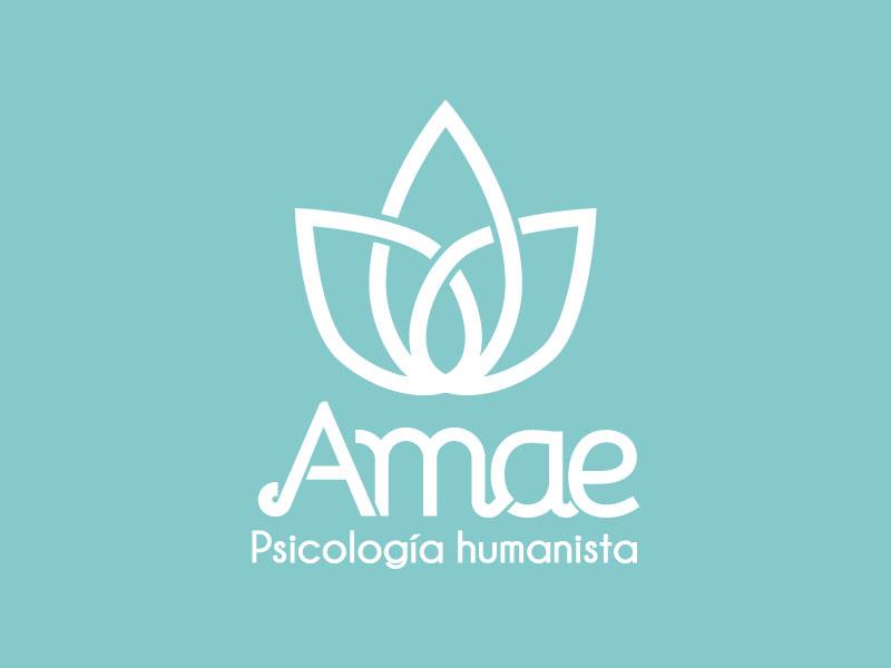 Logotipo Amae psicología