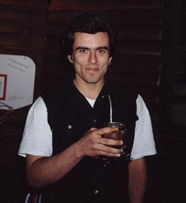 Pablo Etulain (1969 - 2002) Montevideo Uruguay