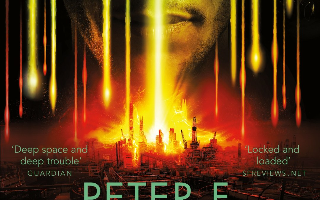 Book Review: Pandora's Star by Peter F. Hamilton