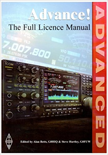 Book Review: Advance! The Full Licence Book by Alan Betts, Steve Hartley
