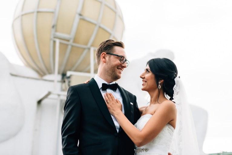 Hochzeitsreportage im Atlantic Hotel