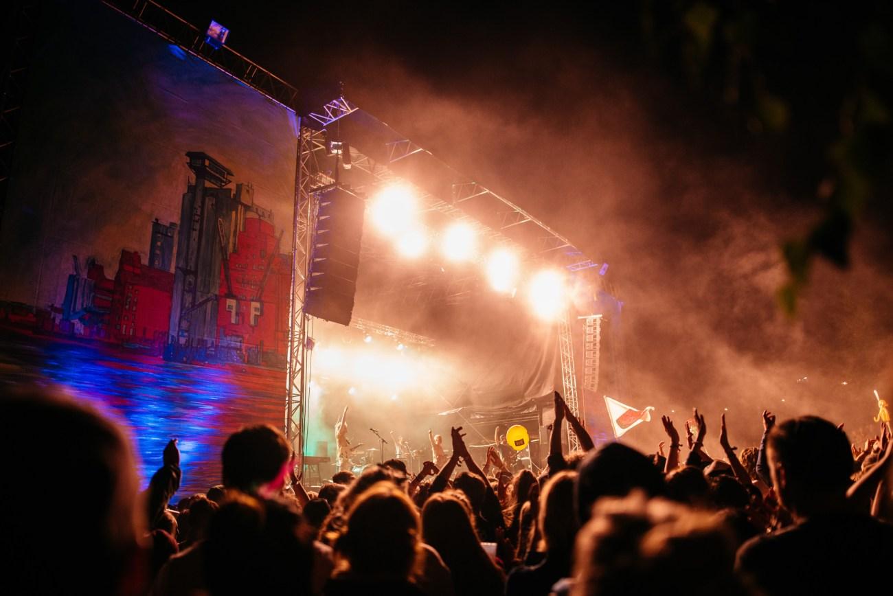 MS Dockville Festival 2016
