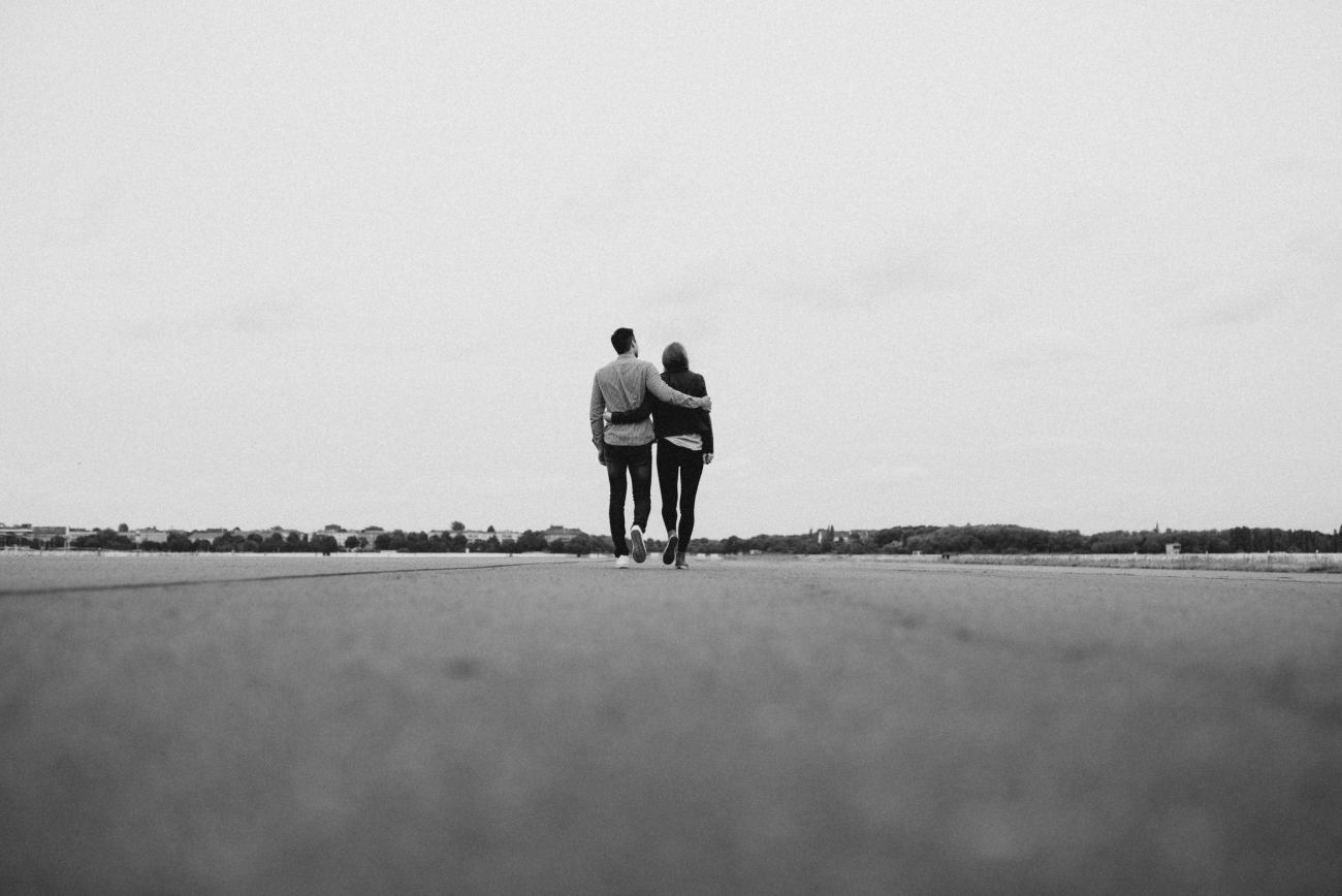 Paarshooting Tempelhofer Feld