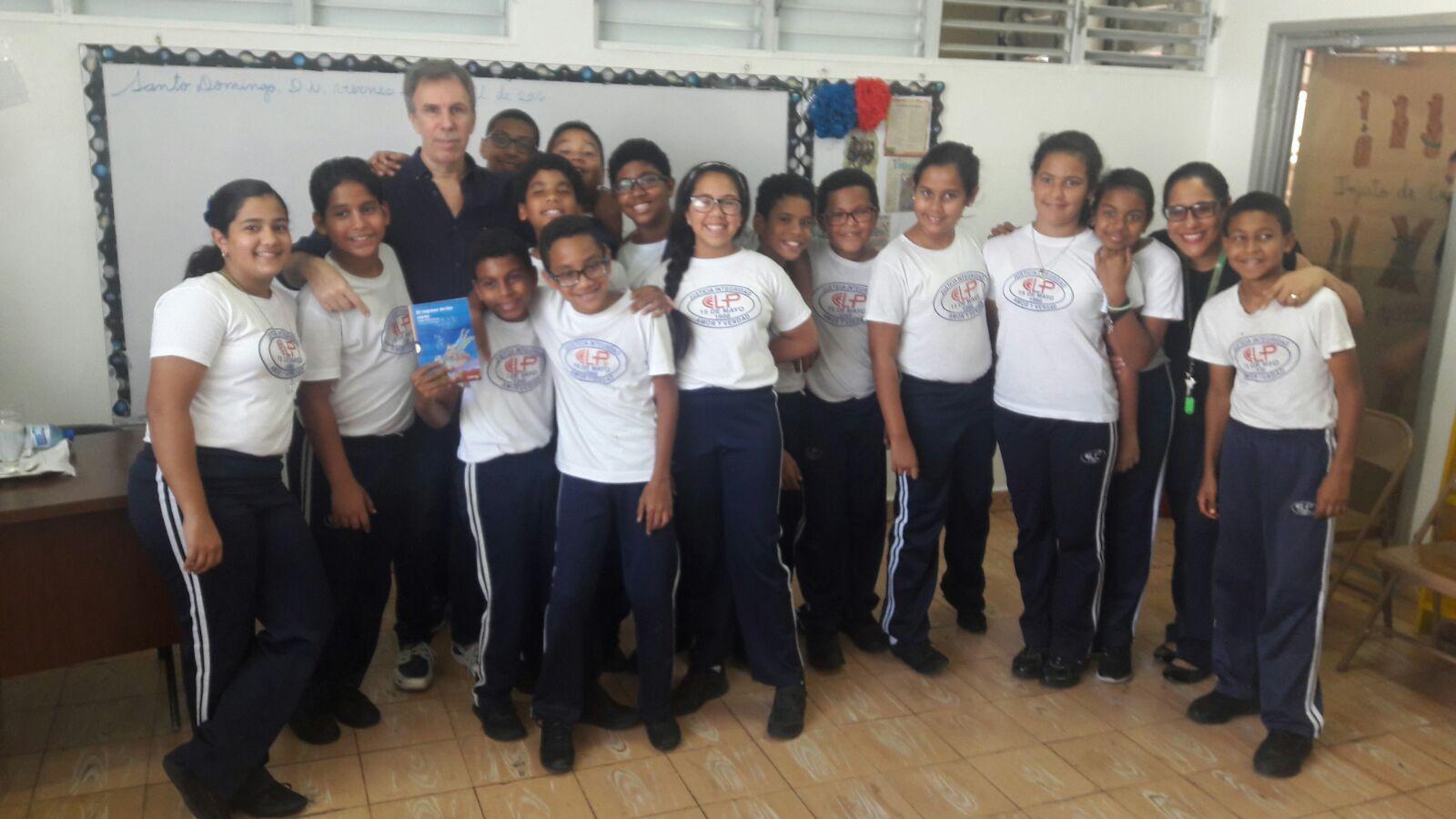 COLEGIO NUESTRA SEORA DE LA ALTAGRACIA CENTRO EDUCATIVO LOS PRADOS Y SAINT JOSEPH SCHOOL