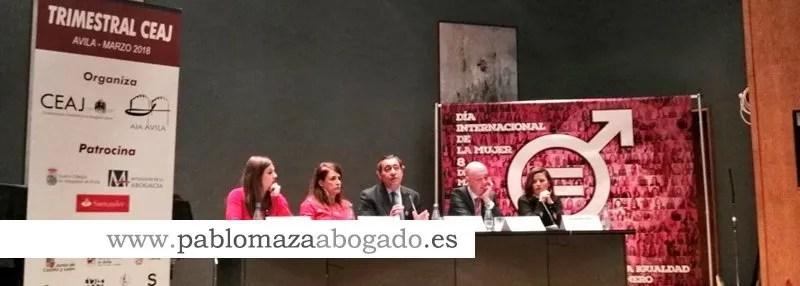 Congreso Trimestral Jóvenes Abogados en Ávila