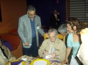 Con Gabriel García Marquez