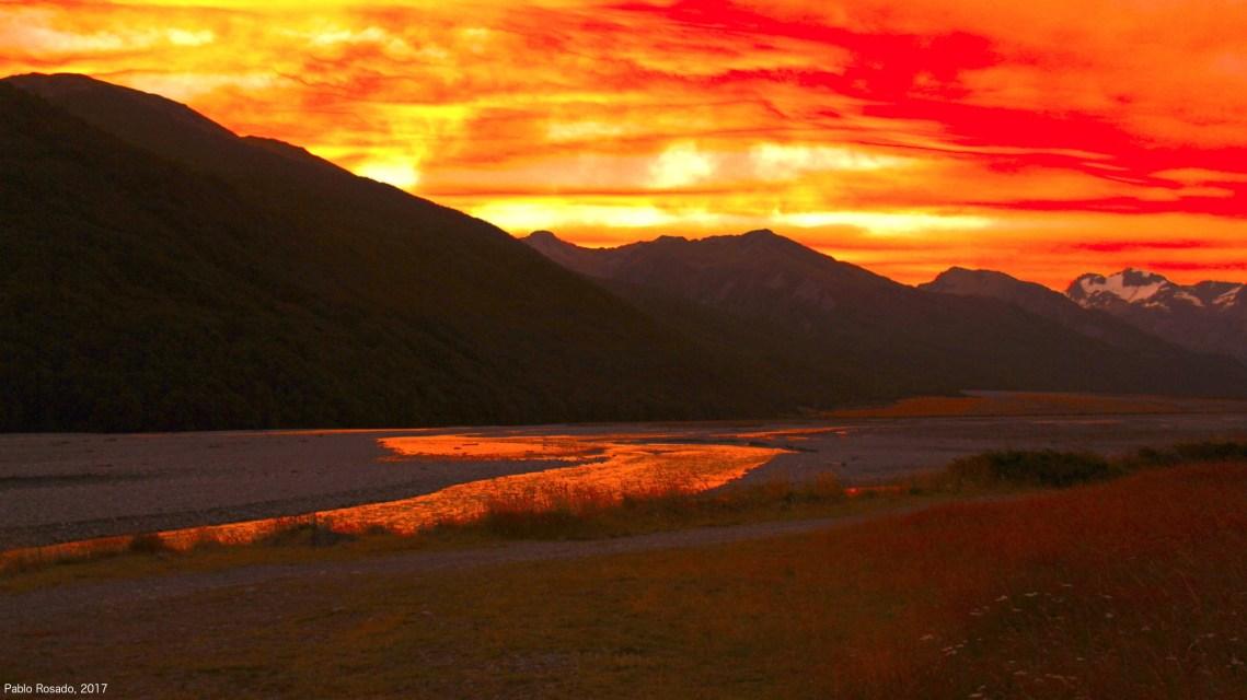 Capturing New Zealand Colours