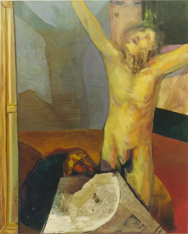 Crucifixión Nº2
