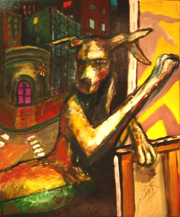 Pintar en Noche