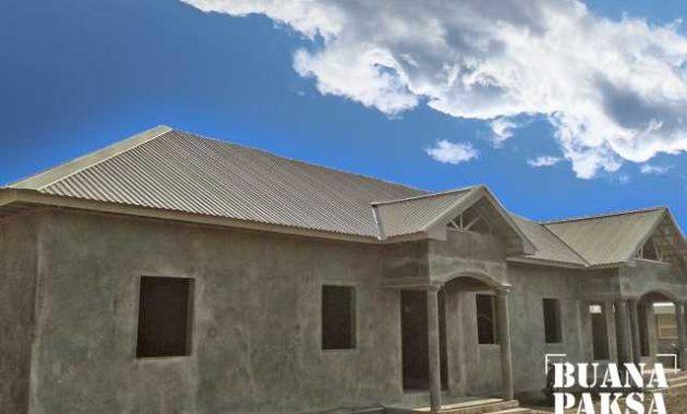 harga baja ringan per meter persegi semarang jual atap transparan eromoko 024 7610394