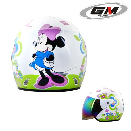 Helm GM Evolution Minnie Mouse  PabrikHelmcom Jual Helm