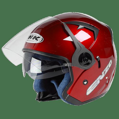 Helm INK Enzo Solid  PabrikHelmcom Jual Helm Murah