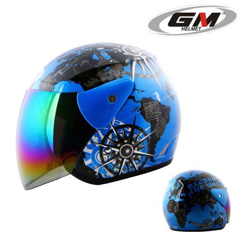 Helm GM Evolution Map  PabrikHelmcom Jual Helm Murah