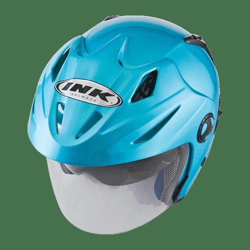 Helm INK Flash Solid  PabrikHelmcom Jual Helm Murah