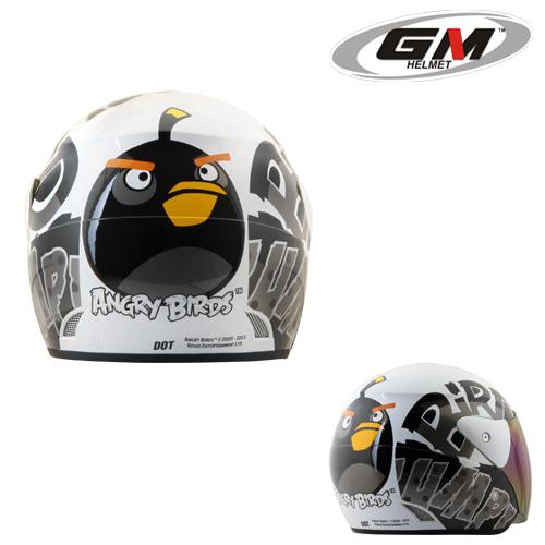 Helm GM Evolution Angry Birds Seri 4  PabrikHelmcom Jual