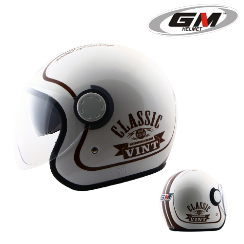 Helm GM Vint Classic  PabrikHelmcom Jual Helm Murah
