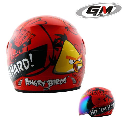 Helm GM Evolution Angry bird Seri 5  PabrikHelmcom Jual