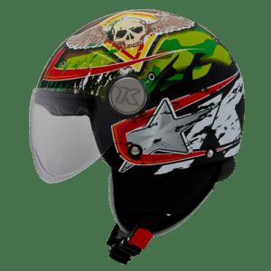 Helm KYT Voodoo  PabrikHelmcom Jual Helm Murah