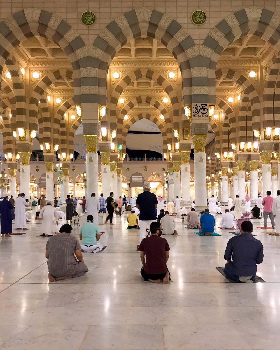 Menjadi Ahli Masjid yang mendapat ampunan Allah