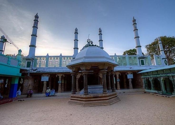 Masjid Jumma Tua Kilakarai - PabrikJamMasjid