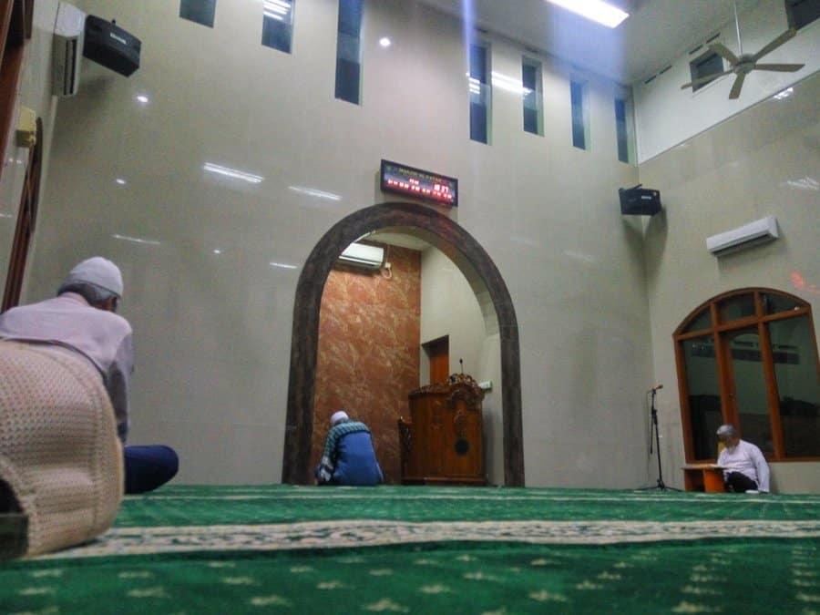 Efek Positif penggunaan AC untuk masjid atau mushola