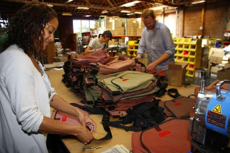 Jasa Pembuatan Tas Bandung
