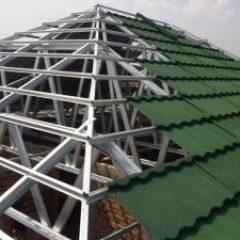 Pasang Baja Ringan Garut Harga Jasa Atap Rangka Kanopi