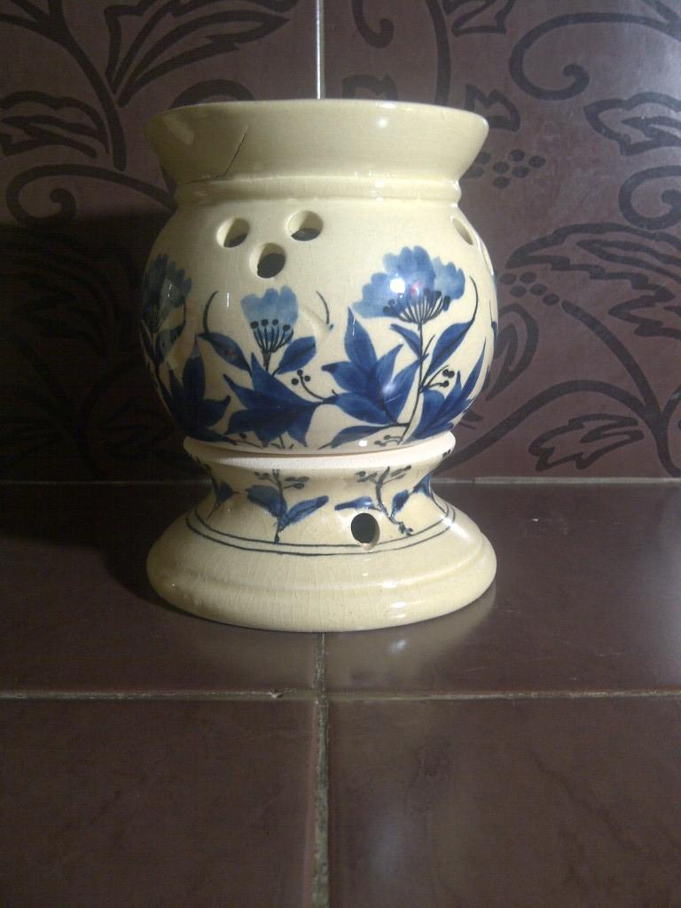 Pabrik Tungku Keramik Aroma Terapi  Pabrik Tungku Keramik