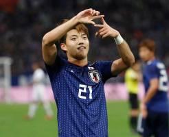 堂安律日本代表サッカー