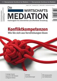 Die Wirtschaftsmediation Ausgabe 04/2014 15,95 €