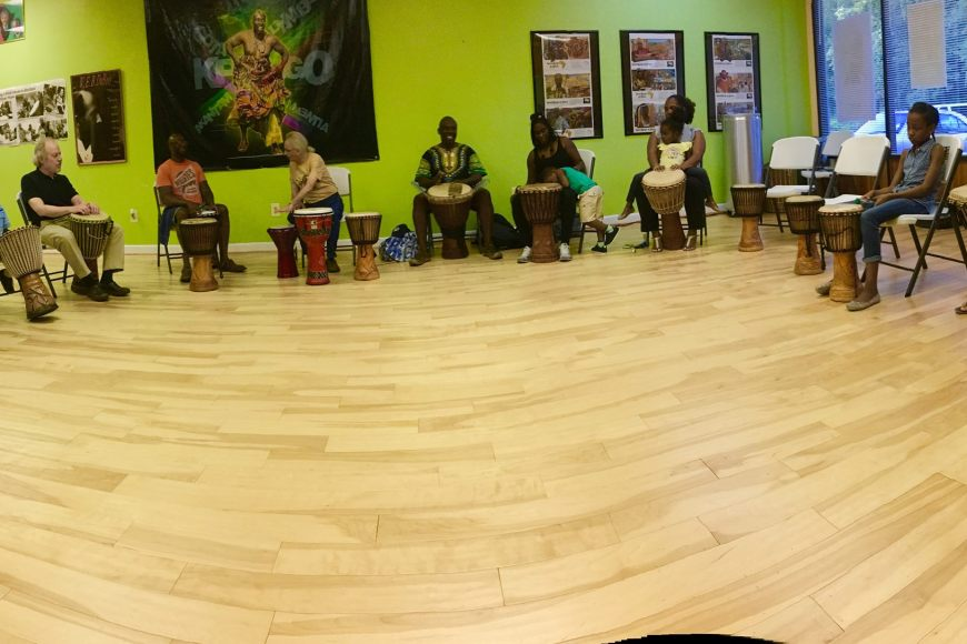 Monthly Community Drum Circle