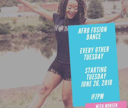 Afro Fusion Dance