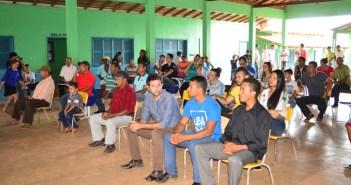 Vila Arataú recebendo os benefícios da gestão Fé, Coragem e Determinação