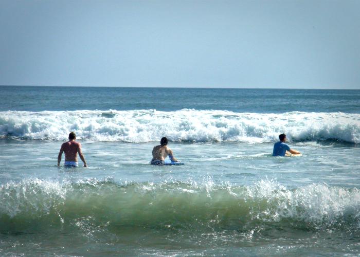 Playa Yankee, Nicaragua