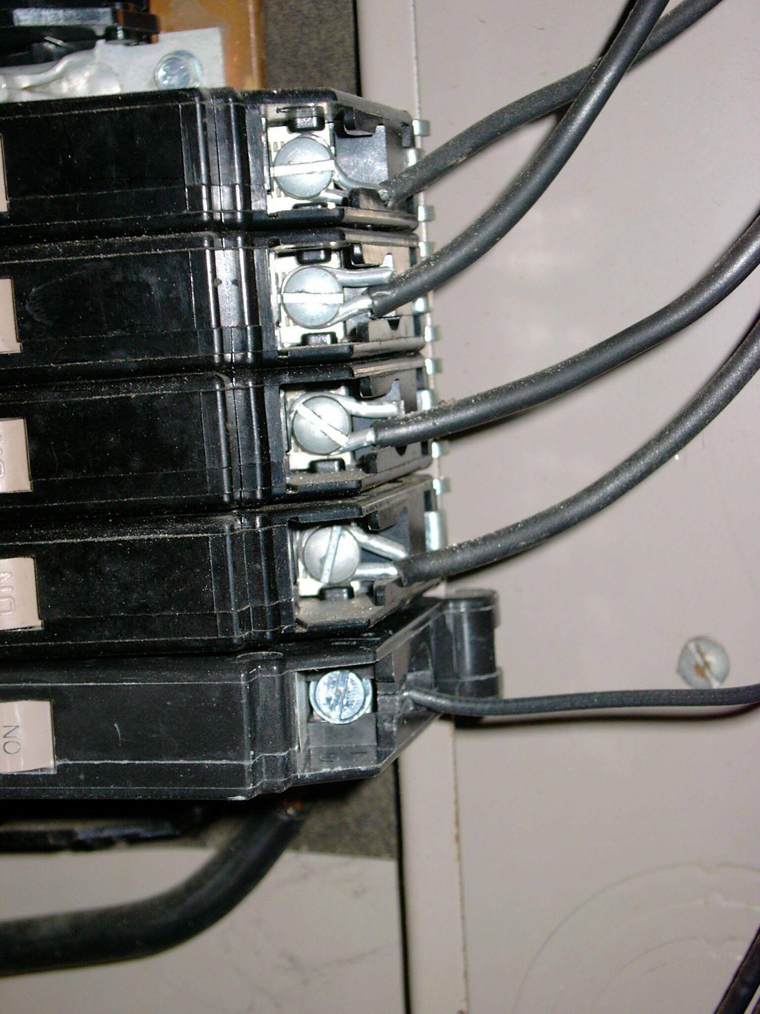 hight resolution of aluminum wiring in residential properties hazards remedies