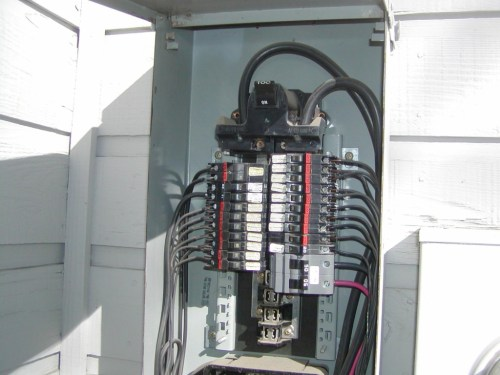 small resolution of federal pacific electrical fpe panel