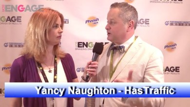 Yancy Naughton, Founder of HasTraffic.