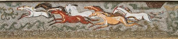 Mural in Osh