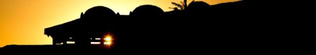 Sunset over Bukhara