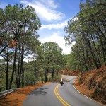 Riding the Sierra Madre Occidental