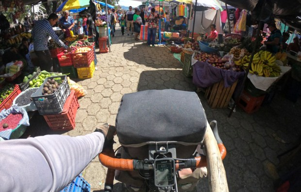 Village in Guatemala