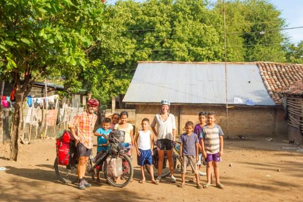 Nicaraguan family