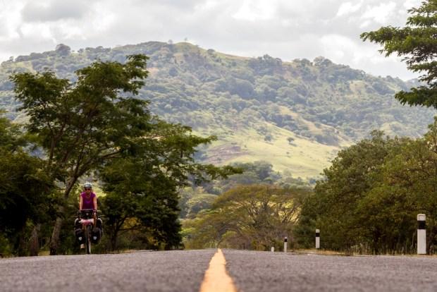 Going up to Matagalpa