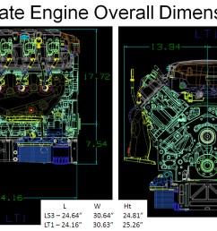 lt1 engine [ 1280 x 720 Pixel ]