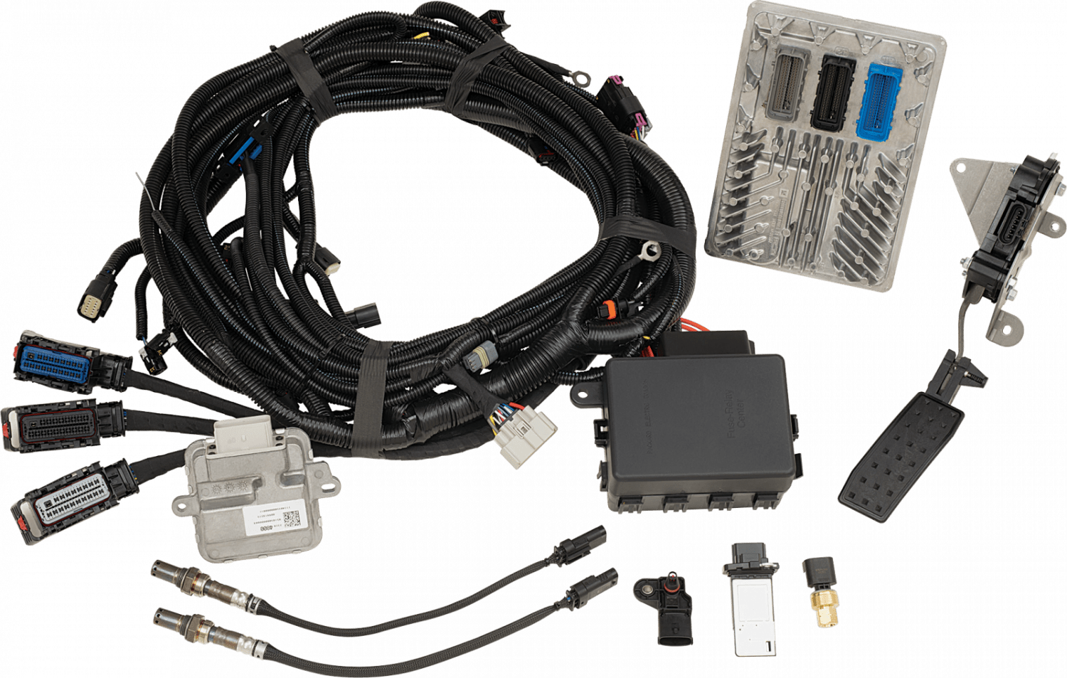 hight resolution of 19417227 cpp lt1 controller kit contains pre programmed ecu gm performance ls wiring harness
