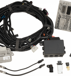 chevrolet performance parts 19370428 cpp lt4 controller kit contains pre programmed ecu [ 1500 x 953 Pixel ]