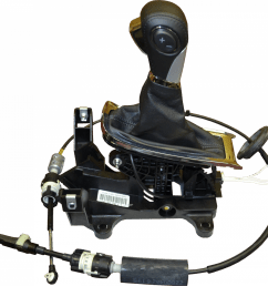 pace performance gmp 7613 6l80 90e floor shifter assembly with tap shift [ 1500 x 1449 Pixel ]