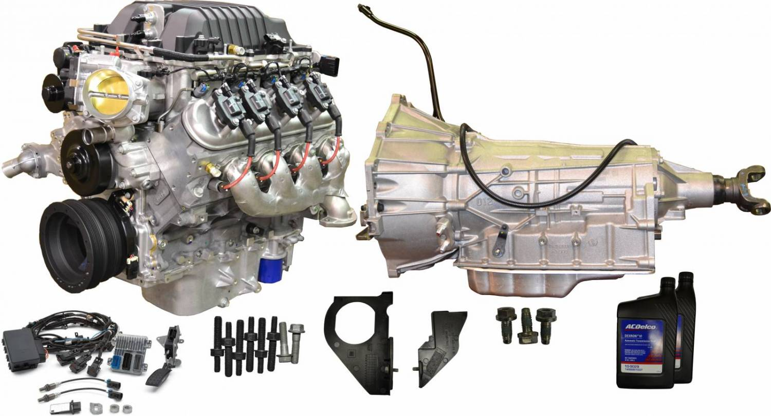 hight resolution of pace performance cpslsa6l90e gm s c lsa 556hp engine with 6l90e 6