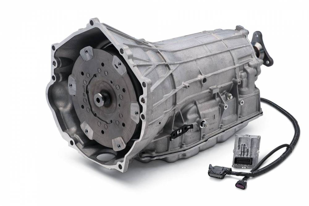 medium resolution of chevrolet performance parts 19371501 8l90e 8 speed automatic transmission package for gm lt4
